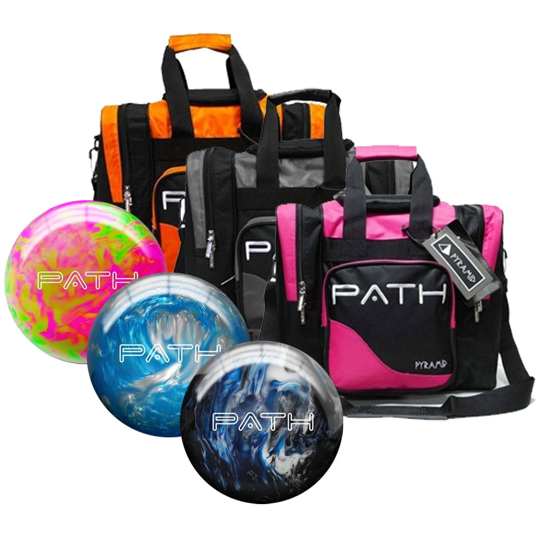 Pyramid Path Build Your Own Ball Bag Combo