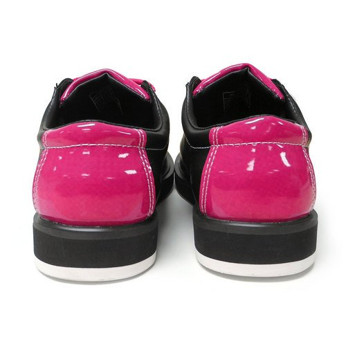 Pyramid Women's Rise Black/Hot Pink Bowling Shoes FREE SHIPPING
