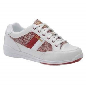Dexter Groove II Black White Wide Womens Bowling Shoes