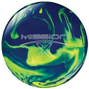 Ebonite Mission X Bowling Balls Free Shipping