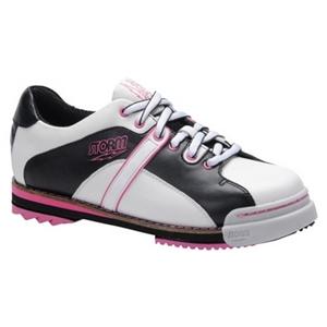 4c9d4b87f3c6d5 Storm Womens SP2 602 White Black Pink Bowling Shoes FREE SHIPPING