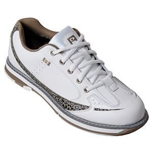 Brunswick Womens Curve White/Leopard Bowling Shoes FREE SHIPPING