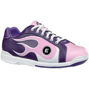 Etonic Women's Basic Flame Pink/Purple Bowling Shoes FREE SHIPPING