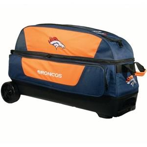 Kr Strikeforce Nfl Denver Broncos Triple Roller